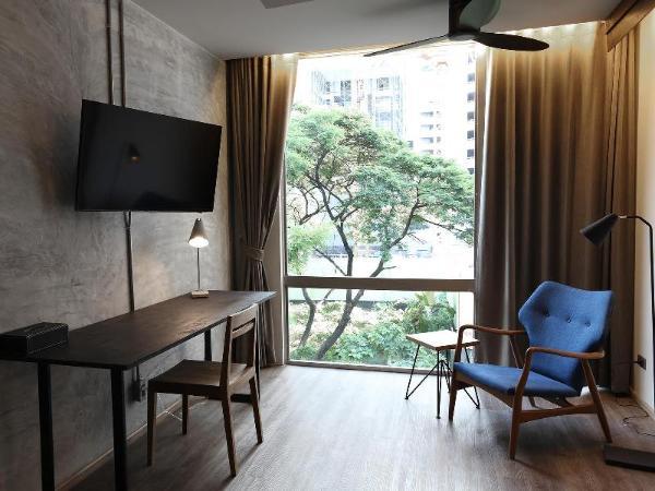 Tints Of Blue Hotel Bangkok