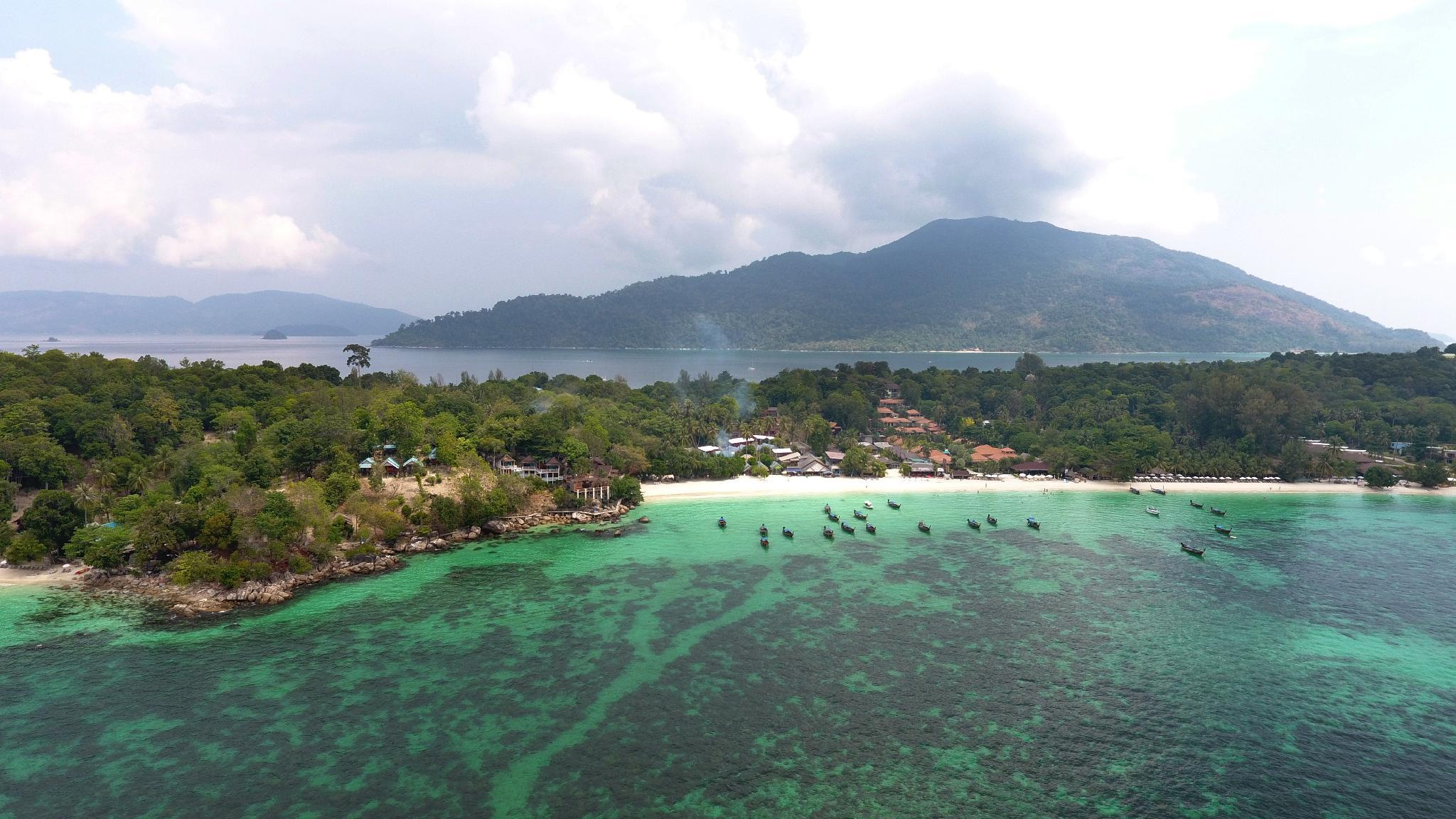 Chareena Garden Beach Resort