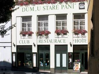 U Stare Pani   At The Old Lady Hotel