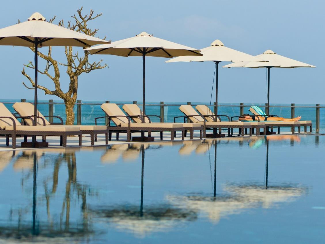 Gardenia Ocean Apartment By Pool In 5 Star Resort