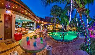 Relaxing Palm Pool Villa & Tropical Iit Garden Relaxing Palm Pool Villa & Tropical Iit Garden