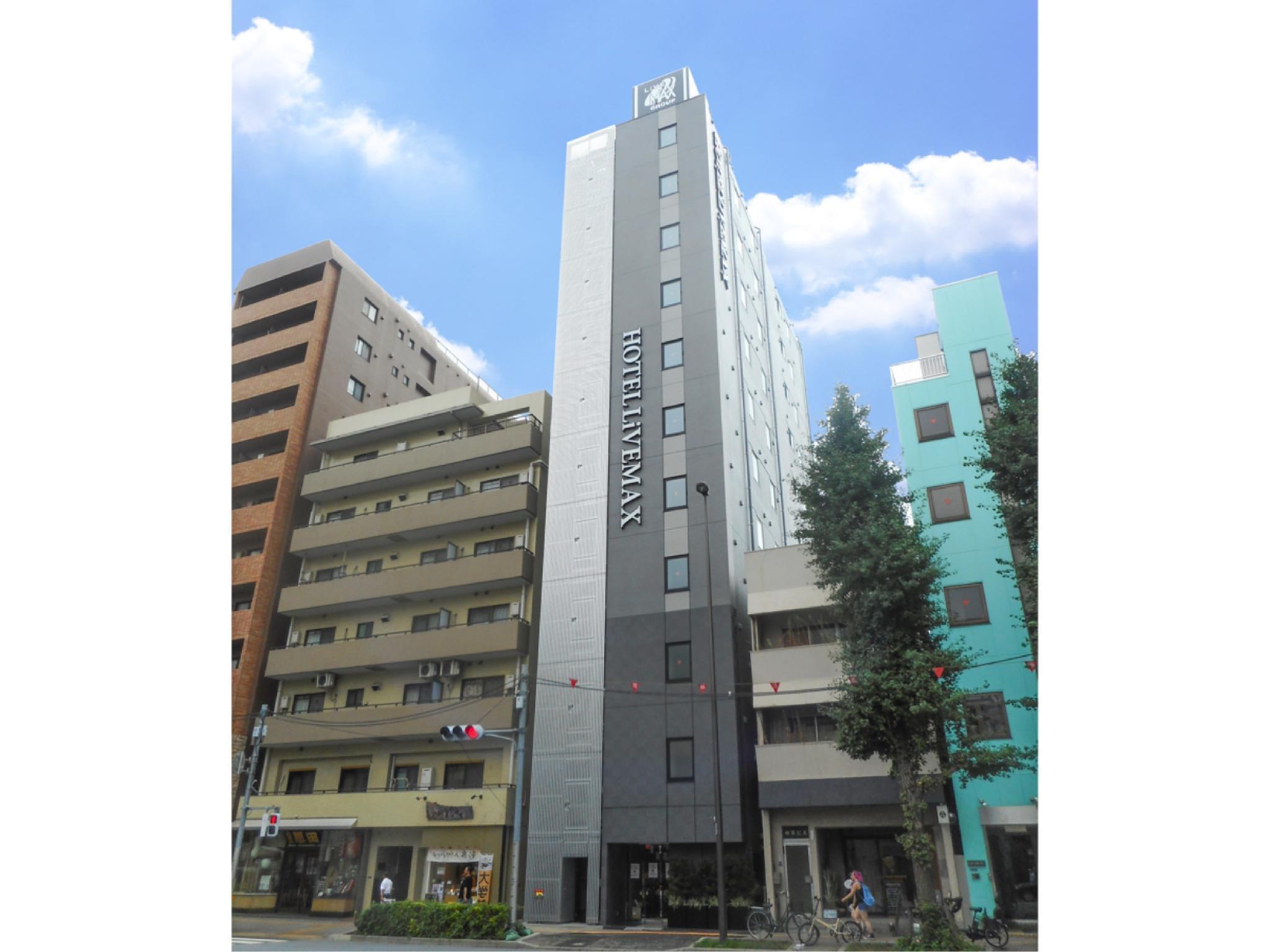 Hotel LiVEMAX Asakusa Komakata