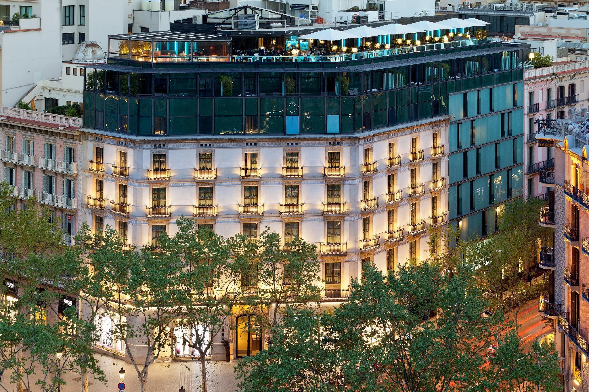 Condes De Barcelona Hotel