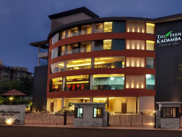 The Fern Kadamba Hotel And Spa Goa