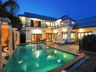4 Bedroom Luxury Villa P1 Chaweng  4 Bedroom Luxury Villa P1 Chaweng