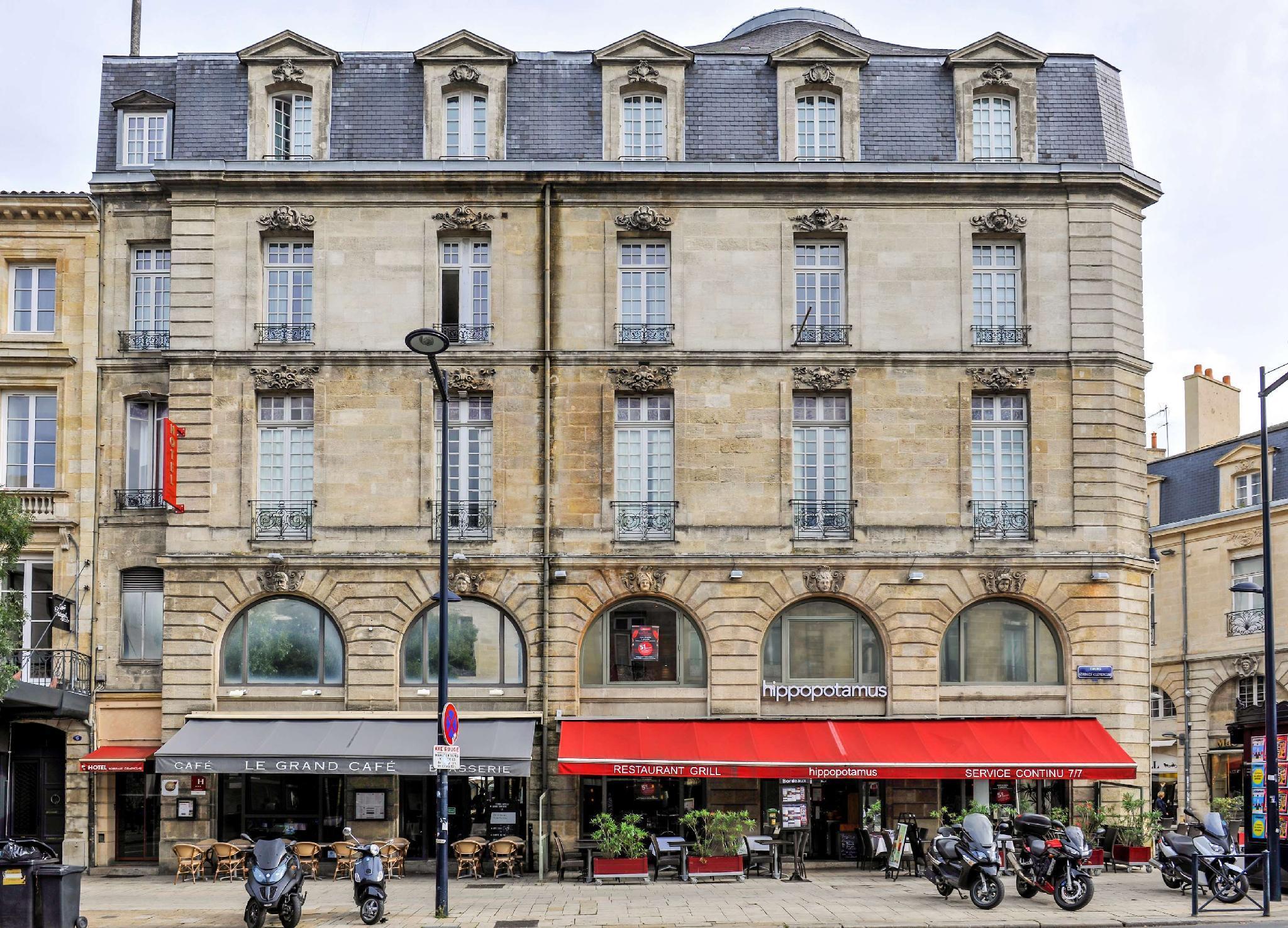 Hotel Coeur de City Bordeaux Clemenceau by HappyCulture