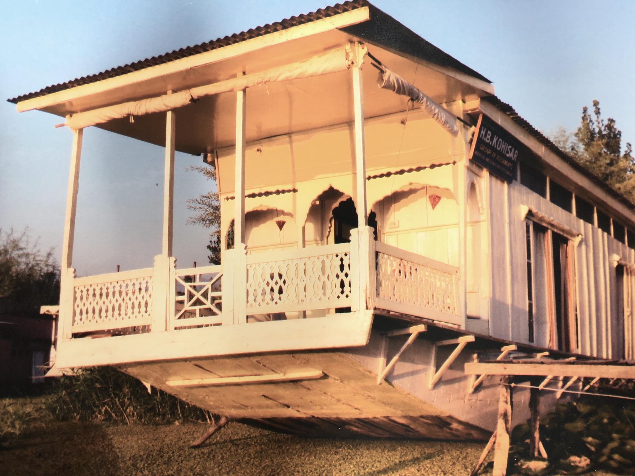 Houseboat Kohiisar