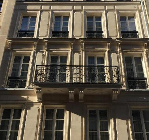 George Washington Hotel Paris