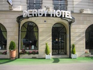 Hotel Derby Eiffel