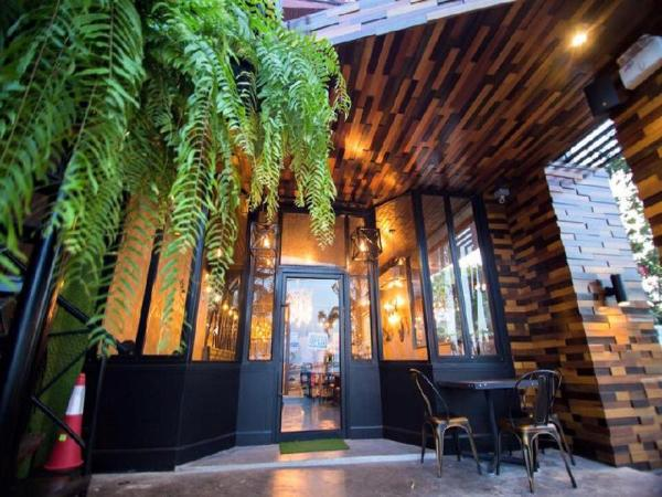 Bed Loft Cafe Khon Kaen