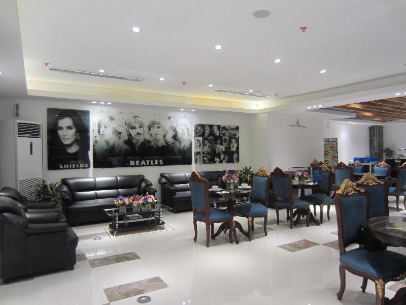 Icon Hotel Timog Manila In Philippines