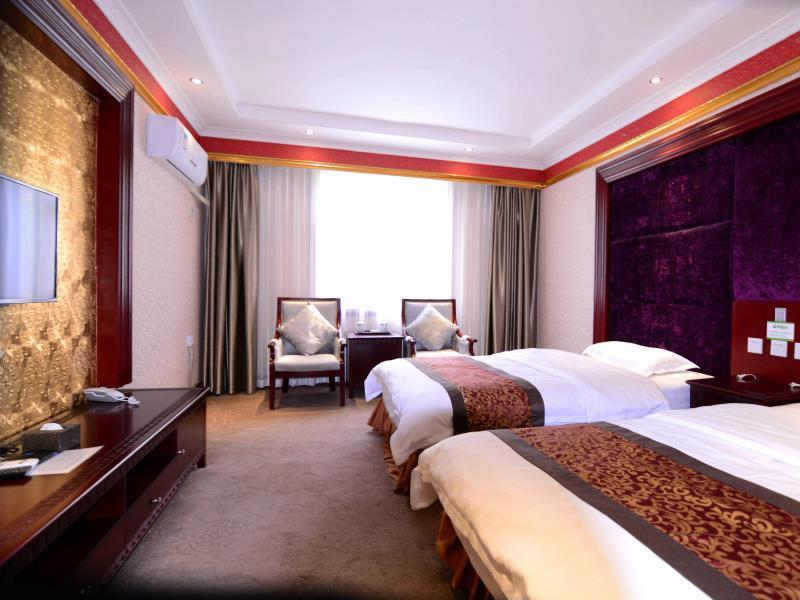 Jiuzhaigou Ink Memory Resort Hotel