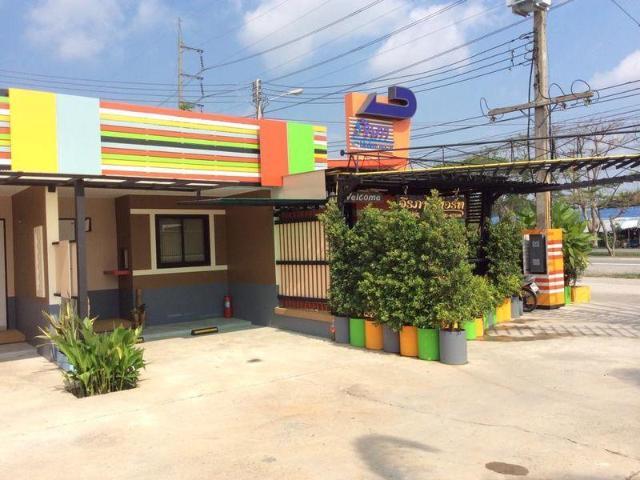 จิรภา โมเดิร์น รีสอร์ท – Jirapa Modern Resort