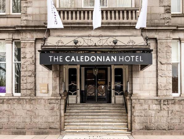 Mercure Aberdeen Caledonian Hotel Aberdeen
