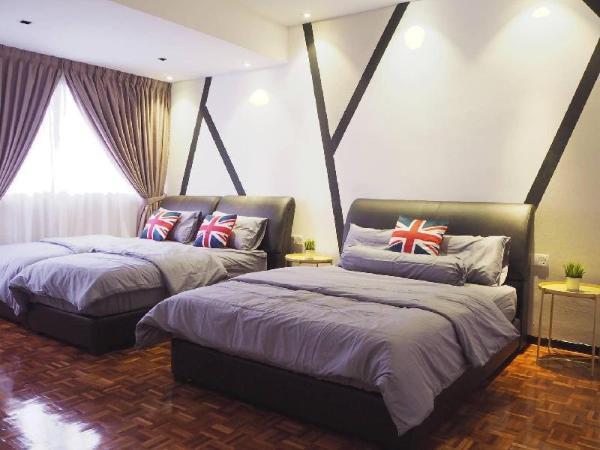 Clean & Cosy House Bandar Sunway Kuala Lumpur