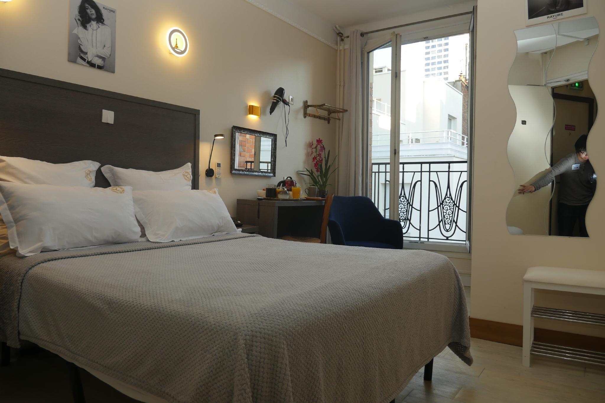 Hotel Novex Home Paris free Wifi