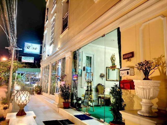 เดอะ ไรส์ โฮม หัวหิน – The Rise Home Hua Hin