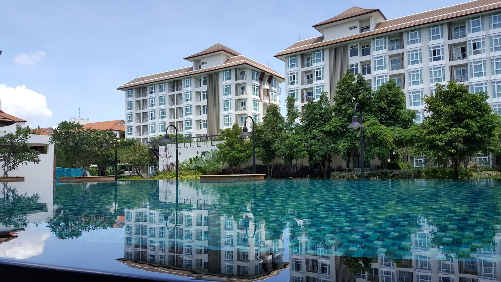 โรงแรมฮาร์โมนี รีสอร์ต (Harmony Resort Hotel)