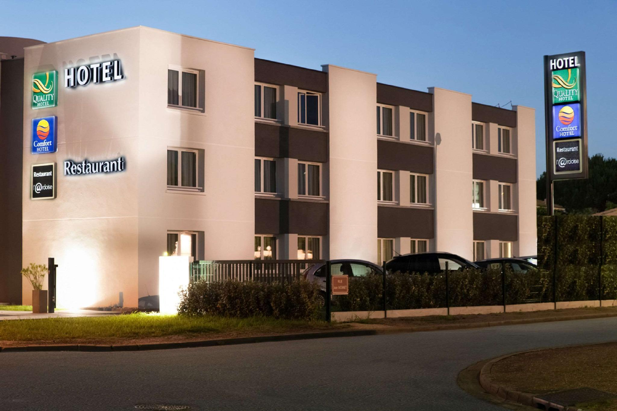 Comfort Hotel Bordeaux Pessac