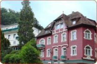 Hotel Eberhardt Burghardt