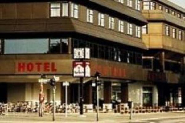 Central-Hotel Tegel Berlin