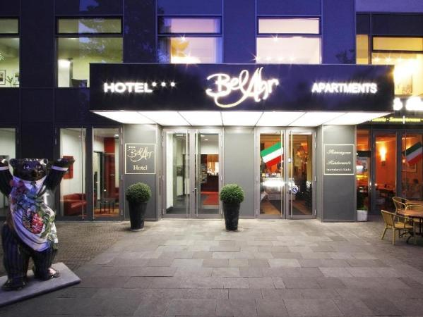 Hotel BelAhr am Potsdamer Platz Berlin