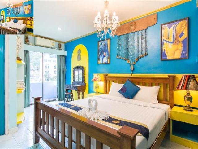 โรงแรมแบร์ฟุต กะหลิม บีช ฟรอนต์ – Barefoot Hotel Kalim Beach Front