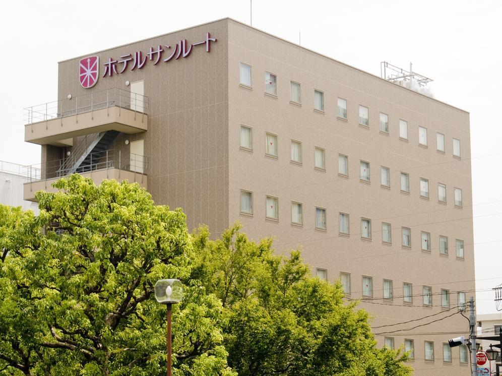 Hotel Sunroute Kumagaya Station