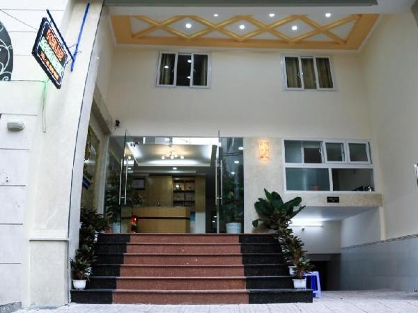 Kelly Serviced Apartment Ben Thanh Ho Chi Minh City