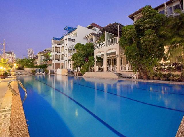 อาร์ไกอัล อพาร์ตเมนต์ พัทยา – Argyle Apartments Pattaya