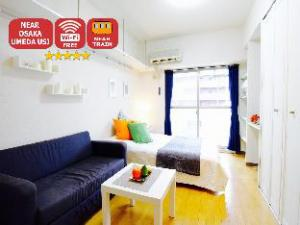 NS2 Nakazakicho Apartment 1005