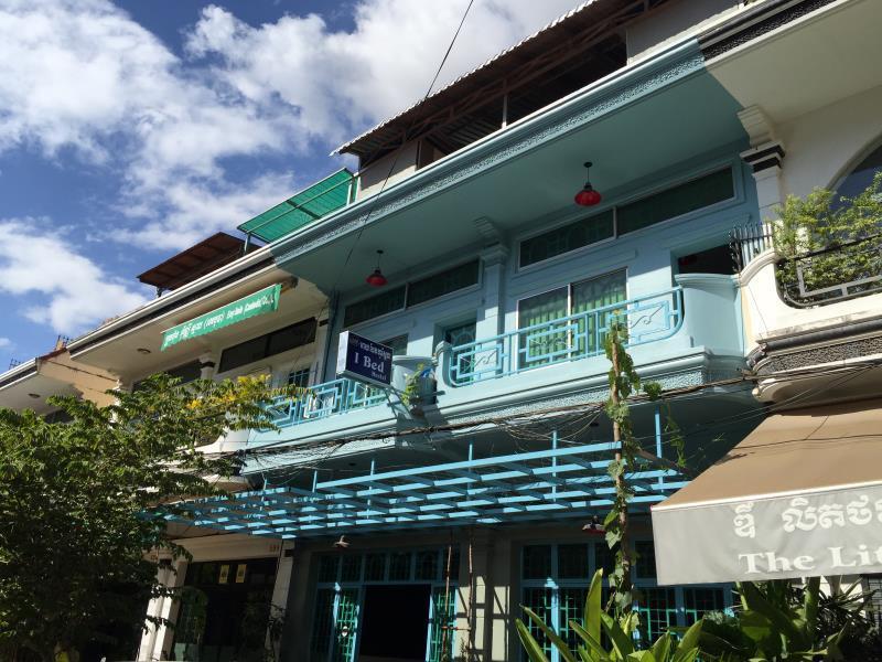I Bed Hostel Siem Reap
