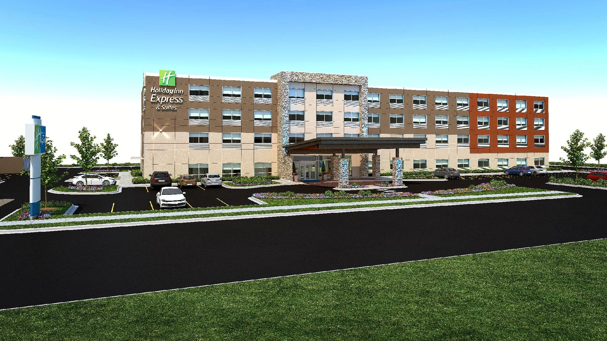 Holiday Inn Express And Suites   Charlotte Airport