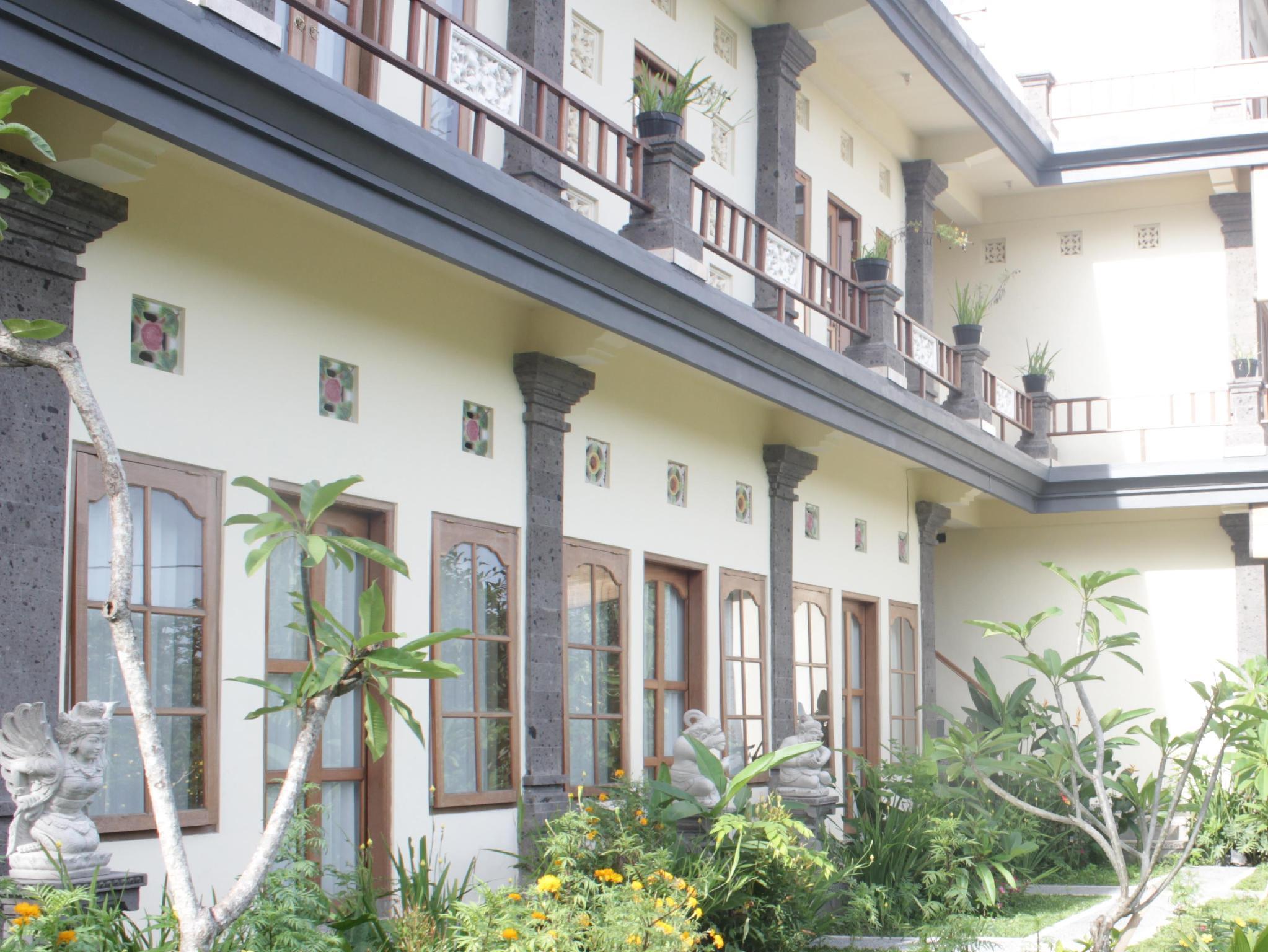 The Restu Ubud Guest House