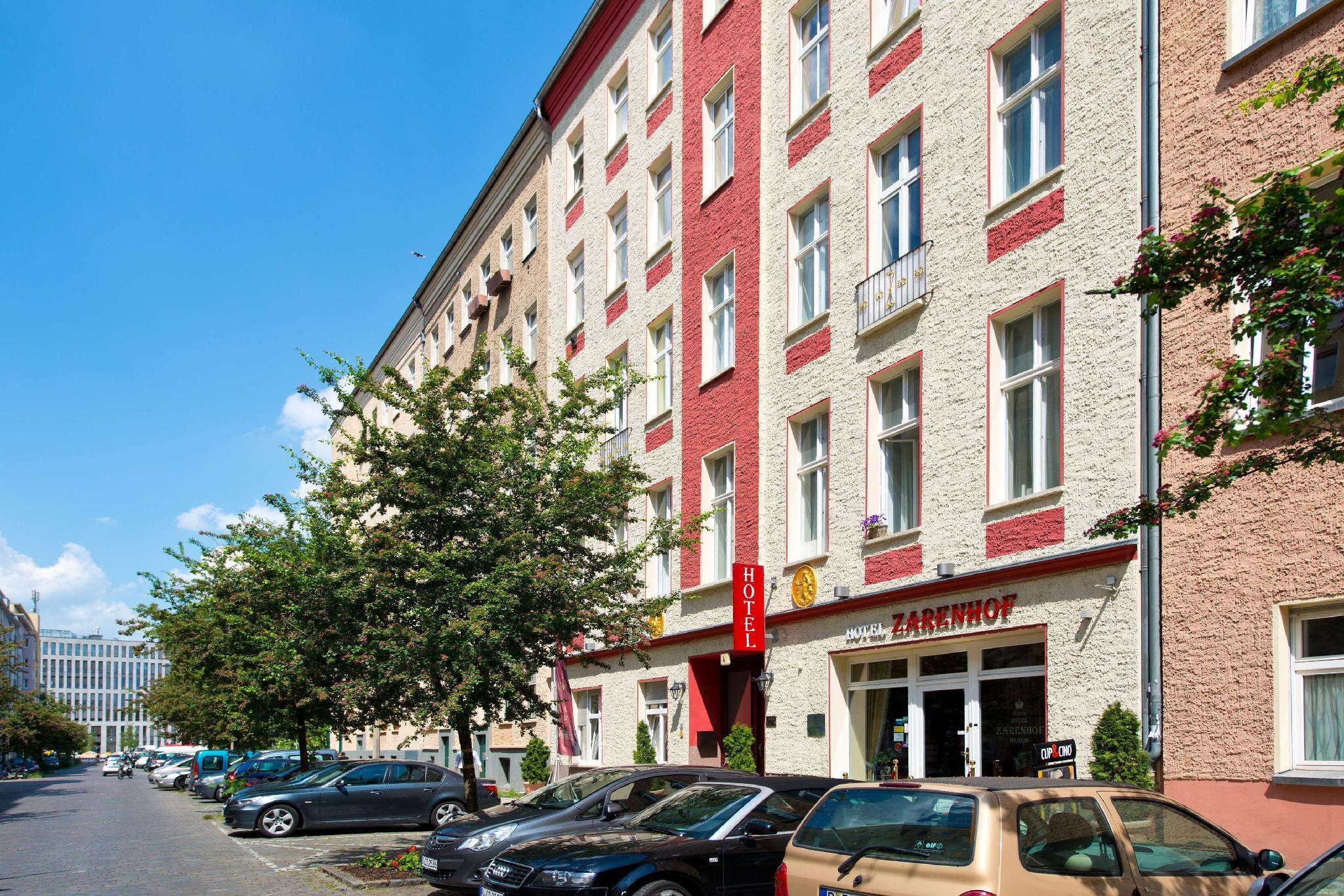 Hotel And Apartments Zarenhof Berlin Mitte