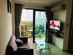 Free !!! Wi-fi,Big room,Good view in Pattaya. อพาร์ตเมนต์ 1 ห้องนอน 1 ห้องน้ำส่วนตัว ขนาด 35 ตร.ม. – นาเกลือ/บางละมุง