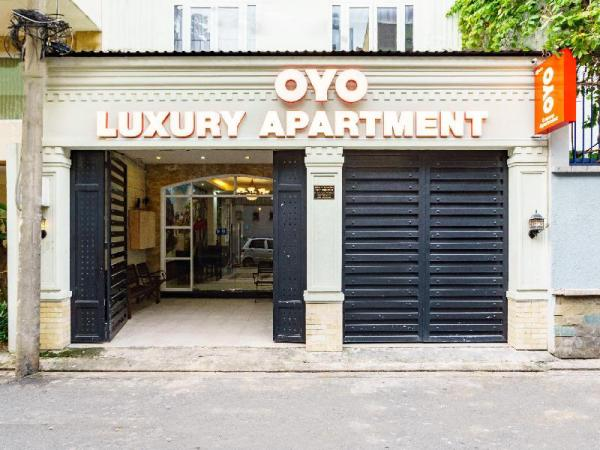 OYO 106 LUXURY APARTMENT - FREE AIRPORT SHUTTLES Ho Chi Minh City