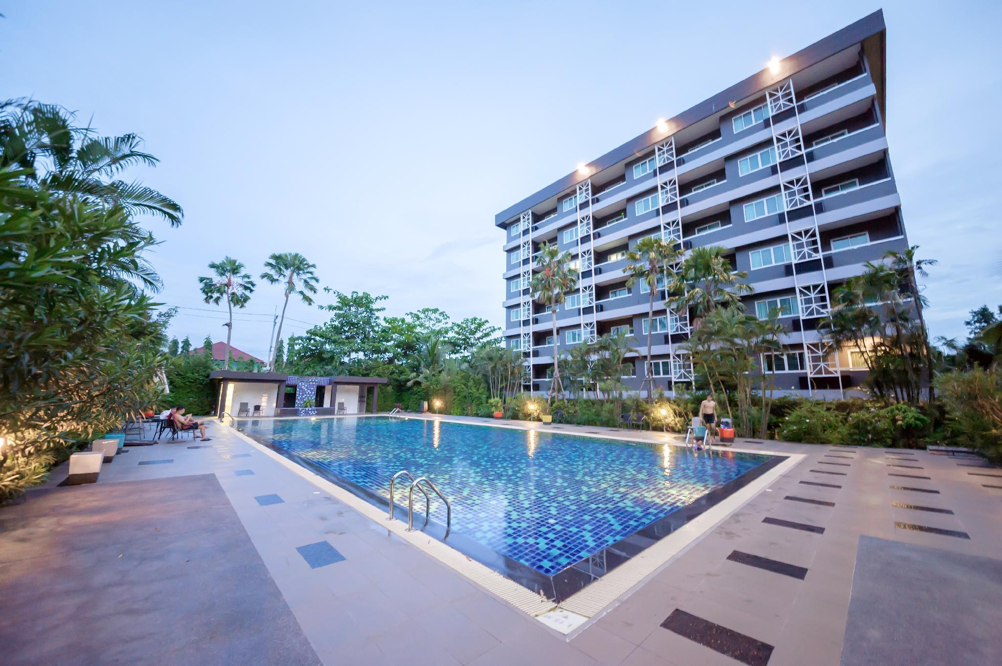 Phanhin Regent Hotel And Residence
