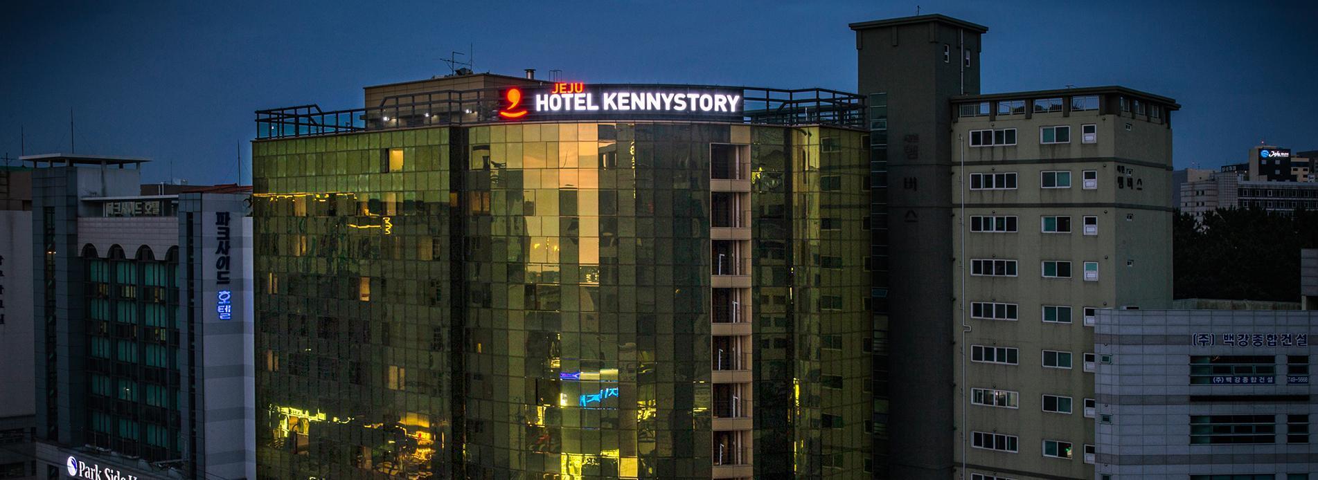 Hotel Kennystory Premium Jeju Yeondong
