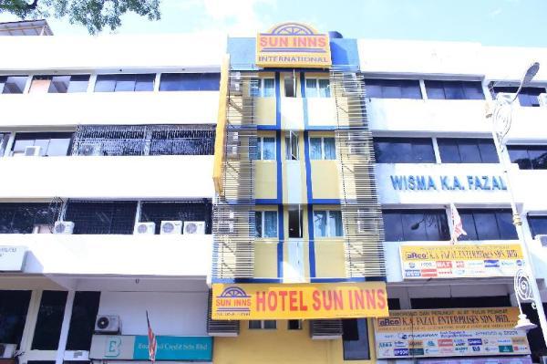 Sun Inns Hotel Sentral Brickfields Kuala Lumpur