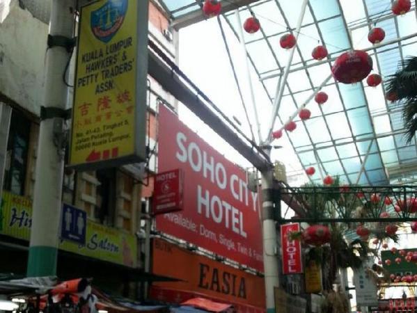 Soho City Hotel Kuala Lumpur
