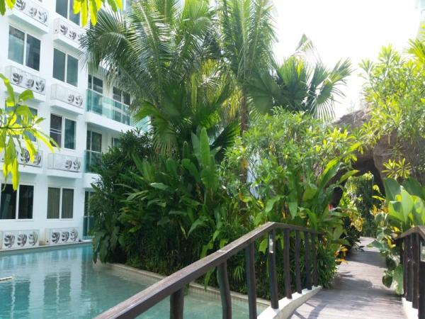 Amazon Residence Condominium Jomtien Pattaya