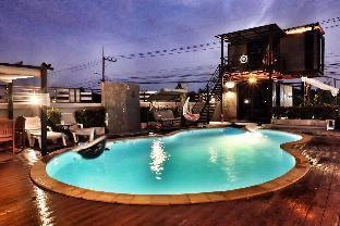 Blue Container Pool Villa