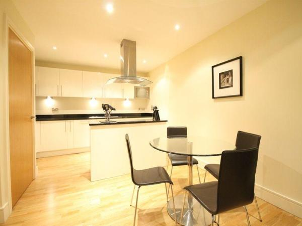 Smart City Apartments- Canary Wharf London