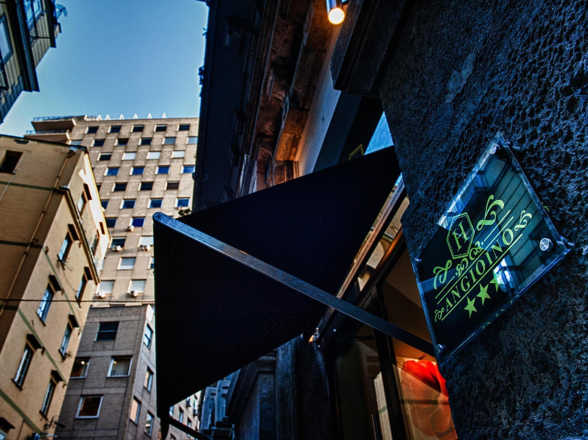 Hotel Angioino And Spa