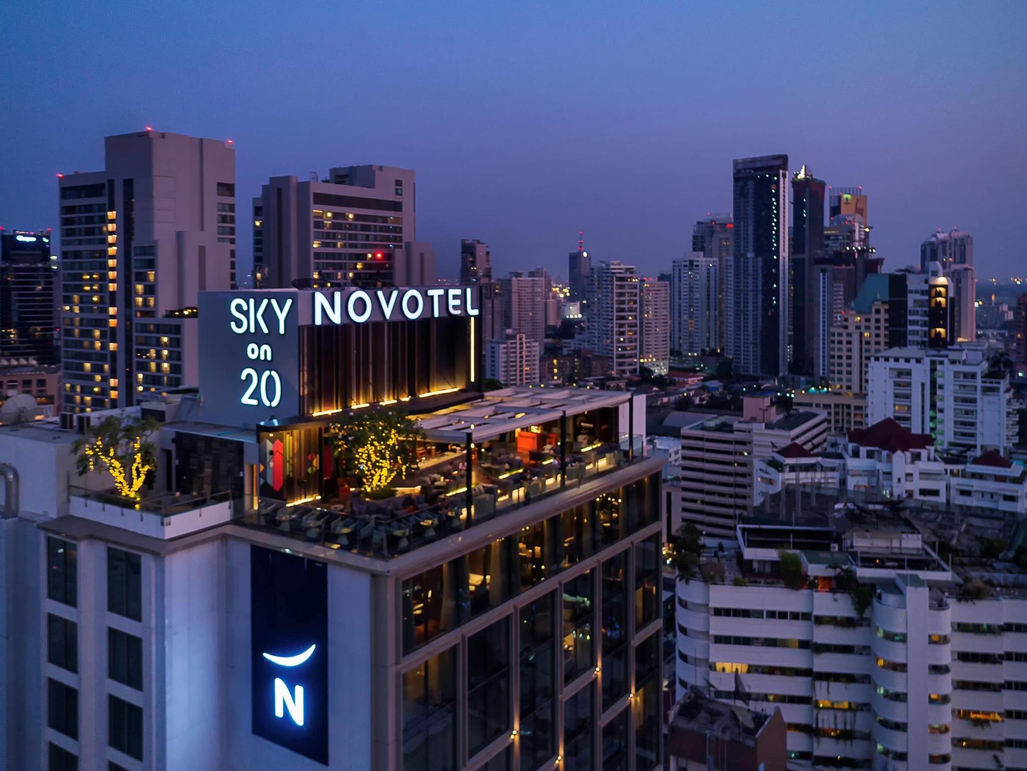 Novotel Bangkok Sukhumvit 20 - Bangkok