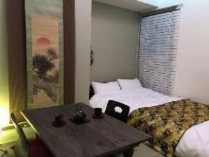 HP Japanese Style 1 Bedroom Apartment near Nipponbashi Station 604