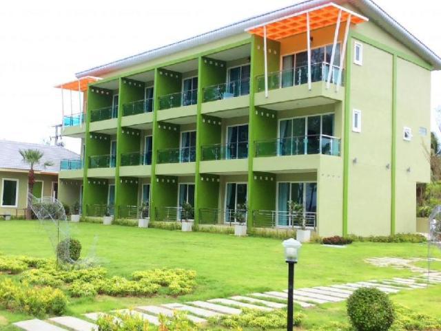 กรีนซีวิว รีสอร์ต – Greenseaview Resort