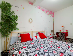 1 Bedroom Apartment in Doutonbori 1