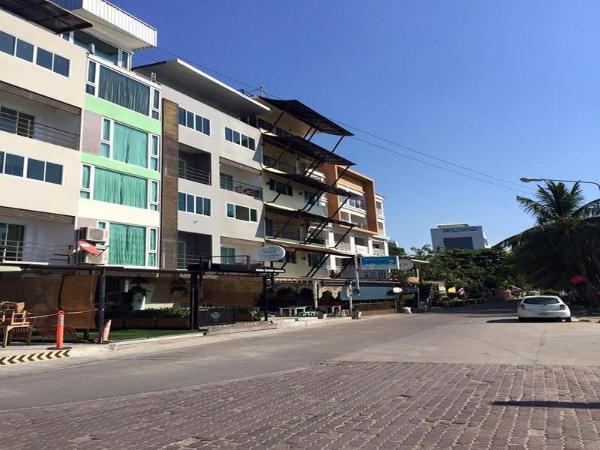 Fa Seaview Hotel Chonburi